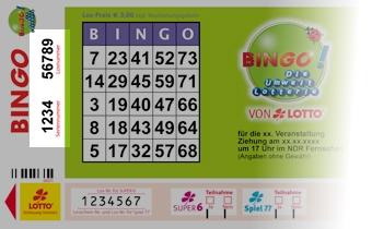 Bingo Lose Kaufen Niedersachsen