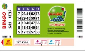 bingo die umweltlotterie lose kaufen