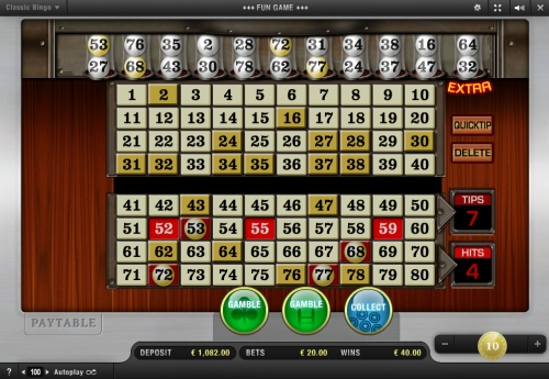 online casino germany bingo kugeln