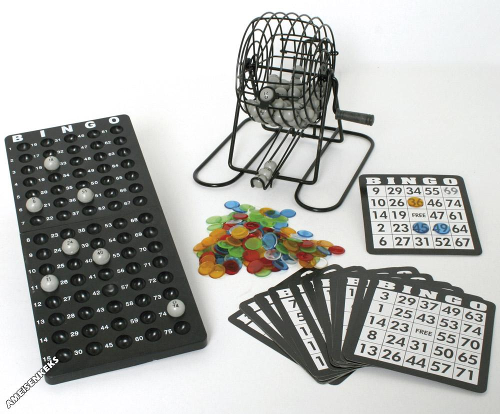 Bingo Spiel Online