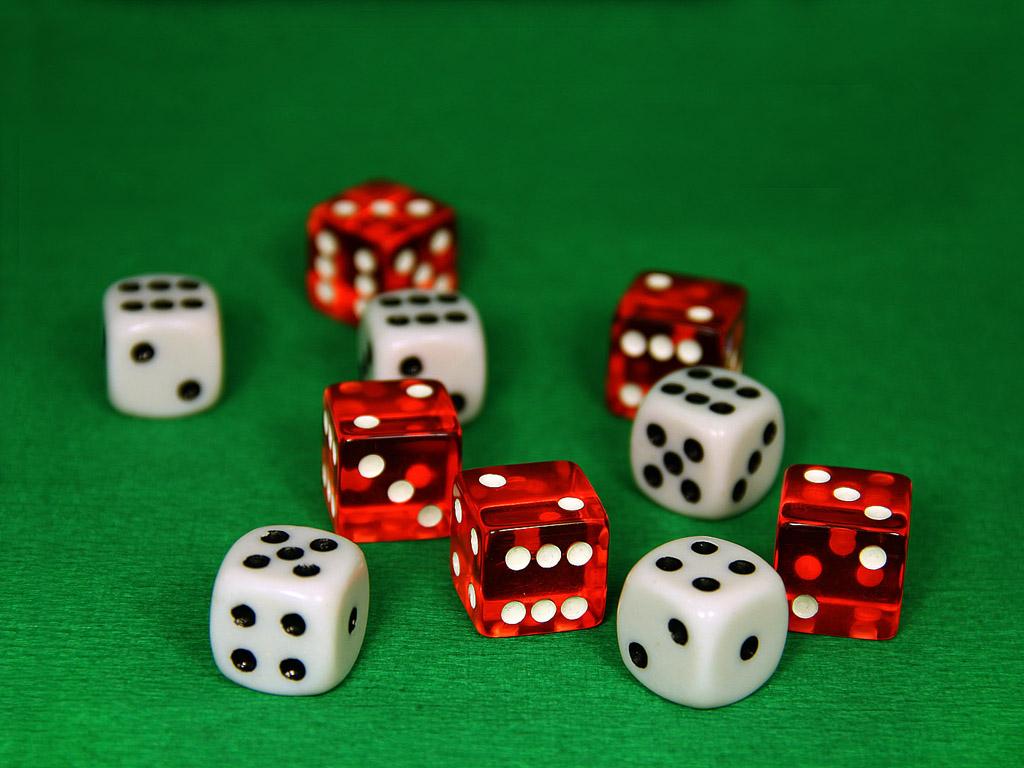 Glücksspiel Würfel