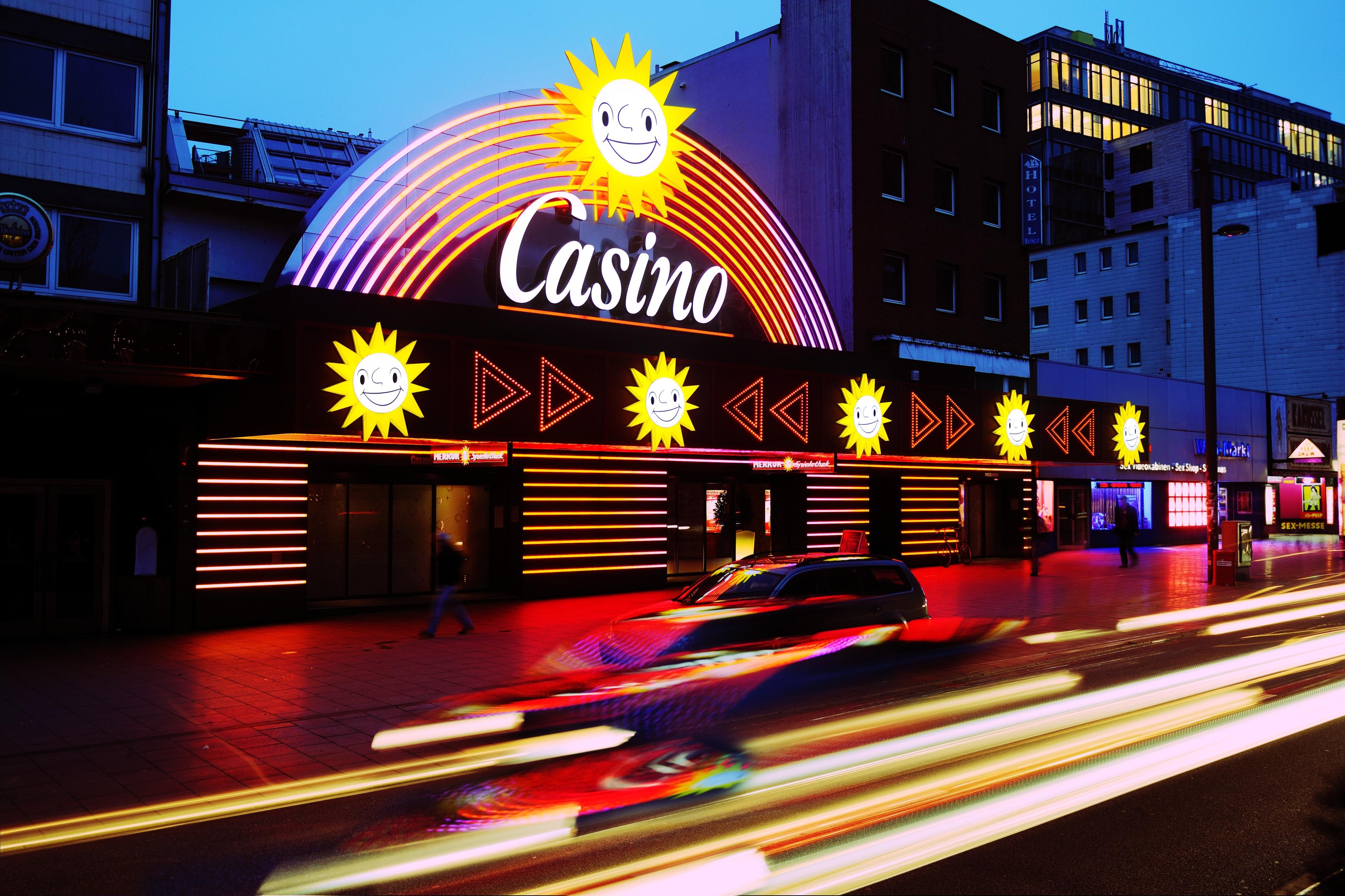 Casino Online Merkur